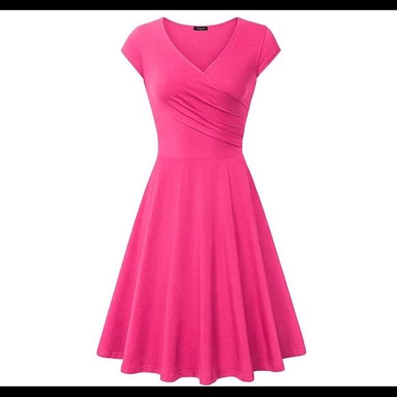 laksmi dresses pink dress poshmark